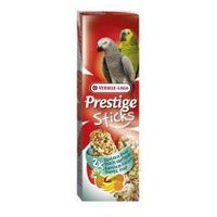 VERSELE-LAGA Prestige Sticks Parrots Exotic Fruit 140 g - Kolby Z Owocami Egzotycznymi Dla Dużych Papug- RÓB