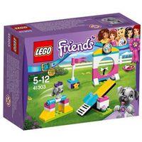 Lego FRIENDS Plac zabaw dla piesków 41303