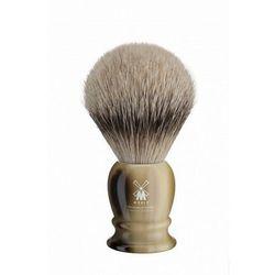 Pędzel do golenia  classic 93k252, borsuk silvertip, imitacja rogu wyprodukowany przez Muhle