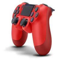 Kontroler Dualshock Cont PS4 v2 (czerwony)