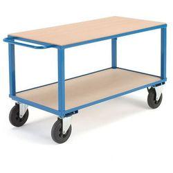 Wózek warsztatowy - wymiary: 830x700x1400 mm - bez hamulca marki Array