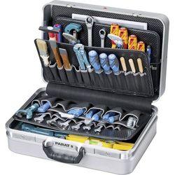 Walizka narzędziowa Parat CLASSIC Plus & Style 481000909, (SxWxG) 480 x 360 x 180 mm, kolor aluminium (4006793104990)