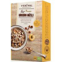 Verival Musli pełnoziarniste z orzechami 500g -  - eko