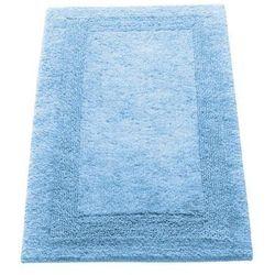 Cawo Dywanik łazienkowy  100 x 60 cm błękitny