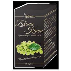 Zielona Kawa + chrom 90kaps
