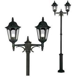 Elstead Zewnętrzna latarnia parish & parish mini pr8  lampa stojąca oprawa ogrodowa ip44 outdoor czarna, kategoria: lampy ogrodowe