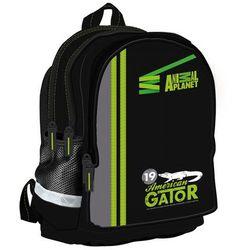 Plecak STARPAK 329107 Animal Planet Aligator, kup u jednego z partnerów
