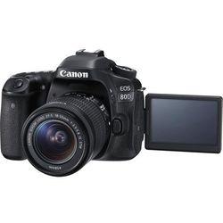 Canon EOS 80D [przekątna ekranu LCD 3