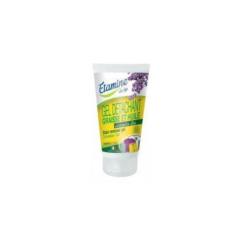 - ETAMINE DU LYS - Żel do usuwania trudnych i tłustych plam do tkanin białych i kolorowych, Etamine du Lys