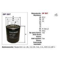 Filtr oleju OP 597, kup u jednego z partnerów