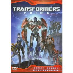 Transformers Prime. Sezon 1 z kategorii Filmy science fiction i fantasy