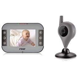 Niania cyfrowa video kamera + ekran 3,5cali - kamera standard i ekran 3,5cali marki Reer