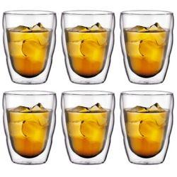 - pilatus zestaw 6 szklanek marki Bodum