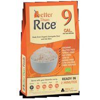 Makaron konjac w kształcie ryżu bezglutenowy BIO 385 g - Better Than Foods, 786471696200 (6945002)