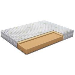 Materac z piany pamięciowej z pokrowcem zawierającym aloes Libra Fresh 3.0, 160x200 cm