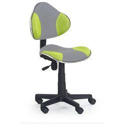 krzesło dziecięce FLASH 2 szaro-zielony