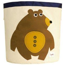 Kosz na zabawki - niedźwiedź, kup u jednego z partnerów