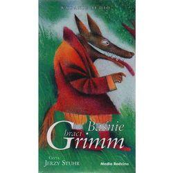 Baśnie braci Grimm. Część 1. Audiobook (Media Rodzina)