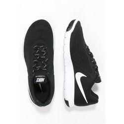 Nike Performance FLEX EXPERIENCE RUN 5 Obuwie do biegania startowe black/white - sprawdź w Zalando.pl
