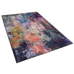 Dywan kolorowy 140 x 200 cm krótkowłosy MARDIN (4260624113272)