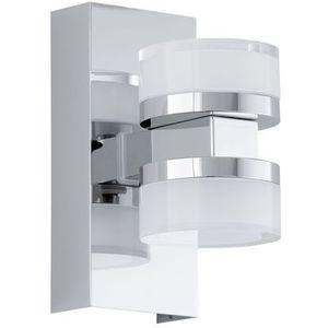 Eglo ROMENDO lampa ścienna LED Chrom, 2-punktowe - 960 Lumenów - Nowoczesny - Obszar wewnętrzny - ROMENDO - 3000 Kelwin, kup u jednego z partnerów