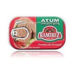 Portugalski stek z tuńczyka pikantny z piri-piri (papryczką chili) Ramirez 120g (5601010321023)