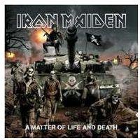 Iron maiden - a matter of life and death (cd+dvd) ltd  0094637232422 wyprodukowany przez Emi music