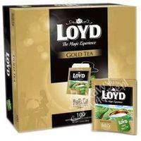 Loyd tea Herbata  gold 100x2g