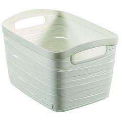 Koszyk Ribbon S biały