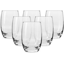 Krosno professional gema szklanki do drinków 360 ml 6 sztuk marki Krosno / professional