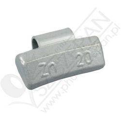 Ciężarki do kół cynkowe do felg aluminiowych ATS - ZN ALU - 20G - 20g