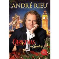 Christmas In London PL (DVD) - Andre Rieu