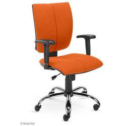 Krzesło obrotowe CINQUE R2C steel02 chrome