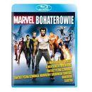 Marvel: Bohaterowie - Kolekcja (Blu-ray) - Johnson Mark Steven, Tim Story (5903570069178)