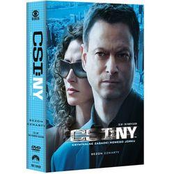 CSI Kryminalne zagadki Nowego Jorku, sezon 4 (DVD) - Imperial CinePix (5903570142260)