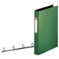 ESSELTE Segregator VIVIDA A4 z mechanizmem kółkowym, 4R 35mm, zielony