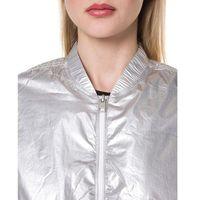 Calvin Klein Orla Jacket Srebrny XS (8718935209024)