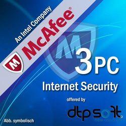 internet security 2015 pl 3 pc licencja na rok wyprodukowany przez Mcafee