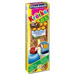 VITAKRAFT Kracker - kolba miodowa dla ptaków egzotycznych 2szt. z kategorii Pokarmy dla ptaków
