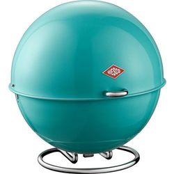Pojemnik na pieczywo turkusowy Superball Wesco (223101-54)