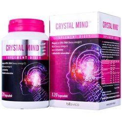 CRYSTAL MIND x 120 kapsułek (kapsułki)