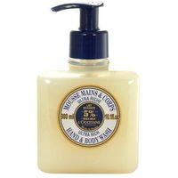 L´occitane  shea butter ultra rich hand & body wash 300ml w krem do ciała (3253581208908)