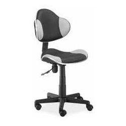 Signal meble Fotel q-g2 szaro-czarny - zadzwoń i złap rabat do -10%! telefon: 601-892-200