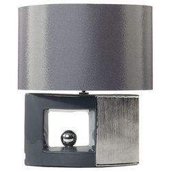 Nowoczesna lampka nocna - lampa stojąca w kolorze szarym - DUERO