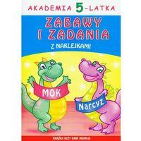 Akademia 5-latka, Joanna Paruszewska