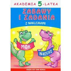 Akademia 5-latka (Joanna Paruszewska)