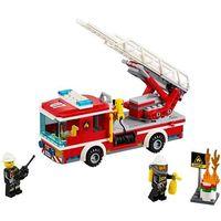 Lego CITY Wóz strażacki 60107
