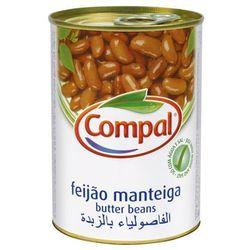 Portugalska fasola maślana 410g  od producenta Compal