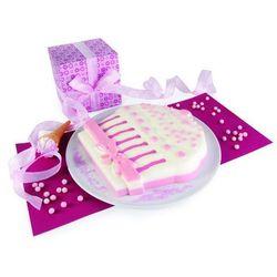 Pavoni Pav -forma na ciasto/tort cupcake (muffin), różowa (8029248263772)