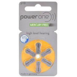 6 x baterie do aparatów słuchowych Power One Varta 10 MF - sprawdź w wybranym sklepie